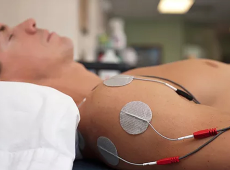 ELECTRICAL MUSCLE STIMULATOR